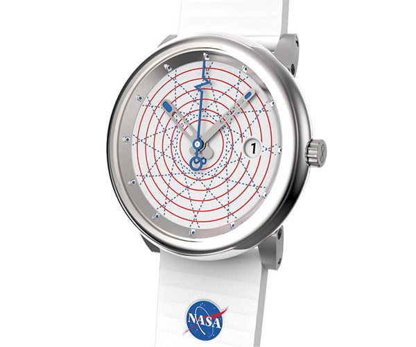Gamma Series x NASA Watches