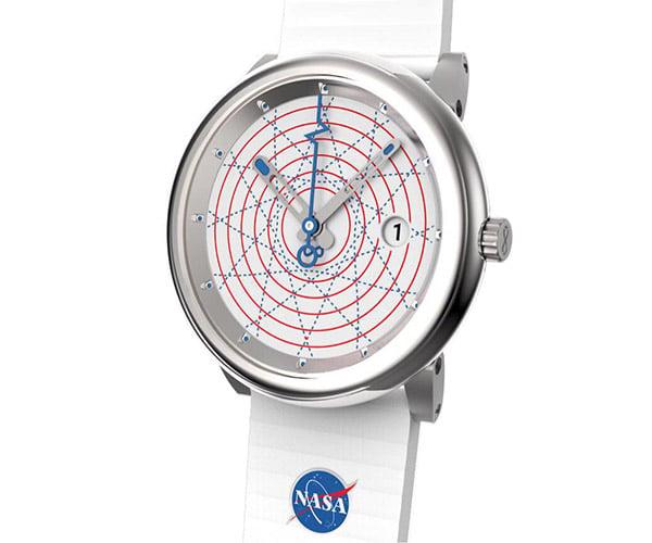 Gamma Series x NASA Watches