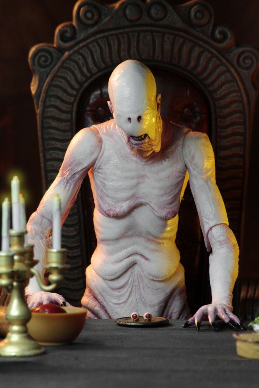 NECA Pale Man Action Figure