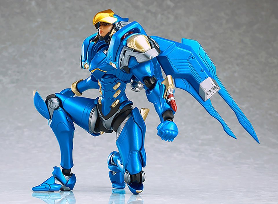 Overwatch Pharah Action Figure