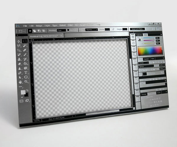 Photoshop Picture Frame
