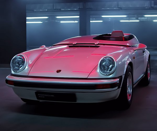5 Secret Porsche Prototypes