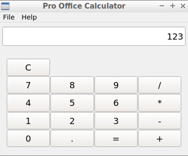 Pro Office Calculator