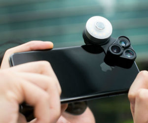 RevolCam: Multi-Lens Attachment