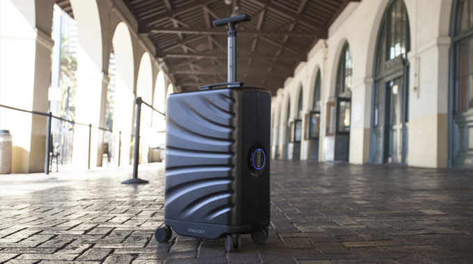 Rover Speed Robotic Suitcase