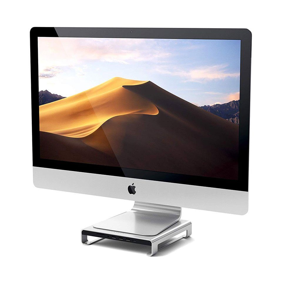 Satechi USB-C Hub Monitor Stand