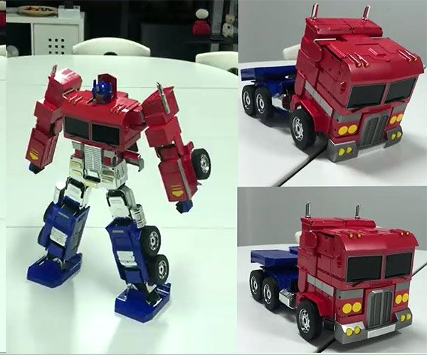 Senpower Optimus Prime
