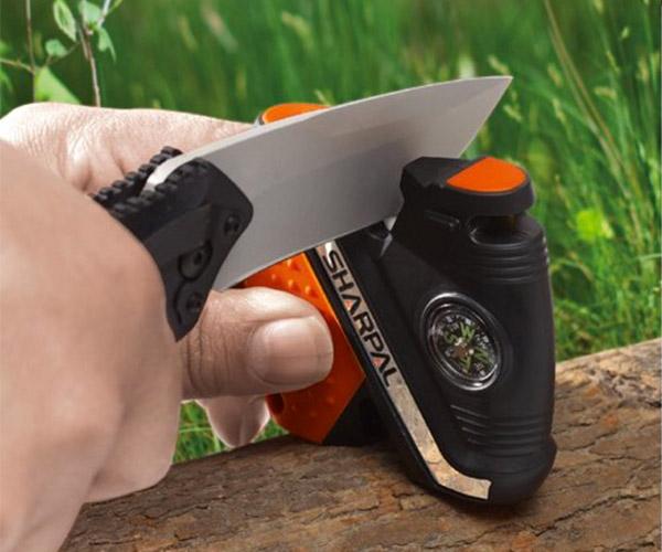 Sharpal Knife and Hook Sharpener
