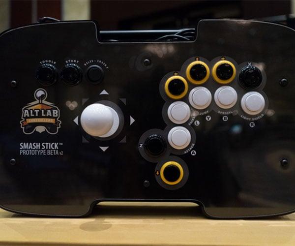 Smash Stick Arcade Controller