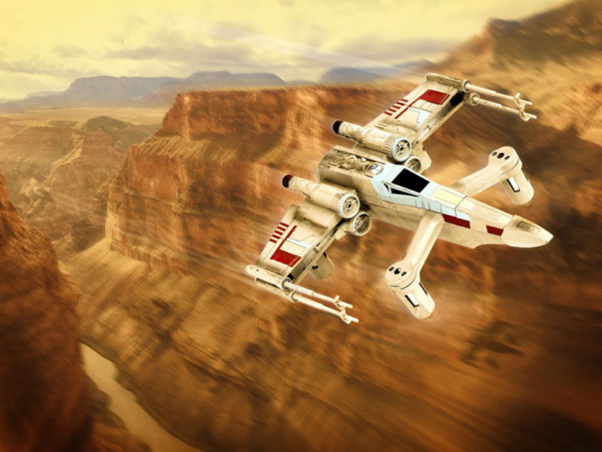 Star Wars Propel Drone