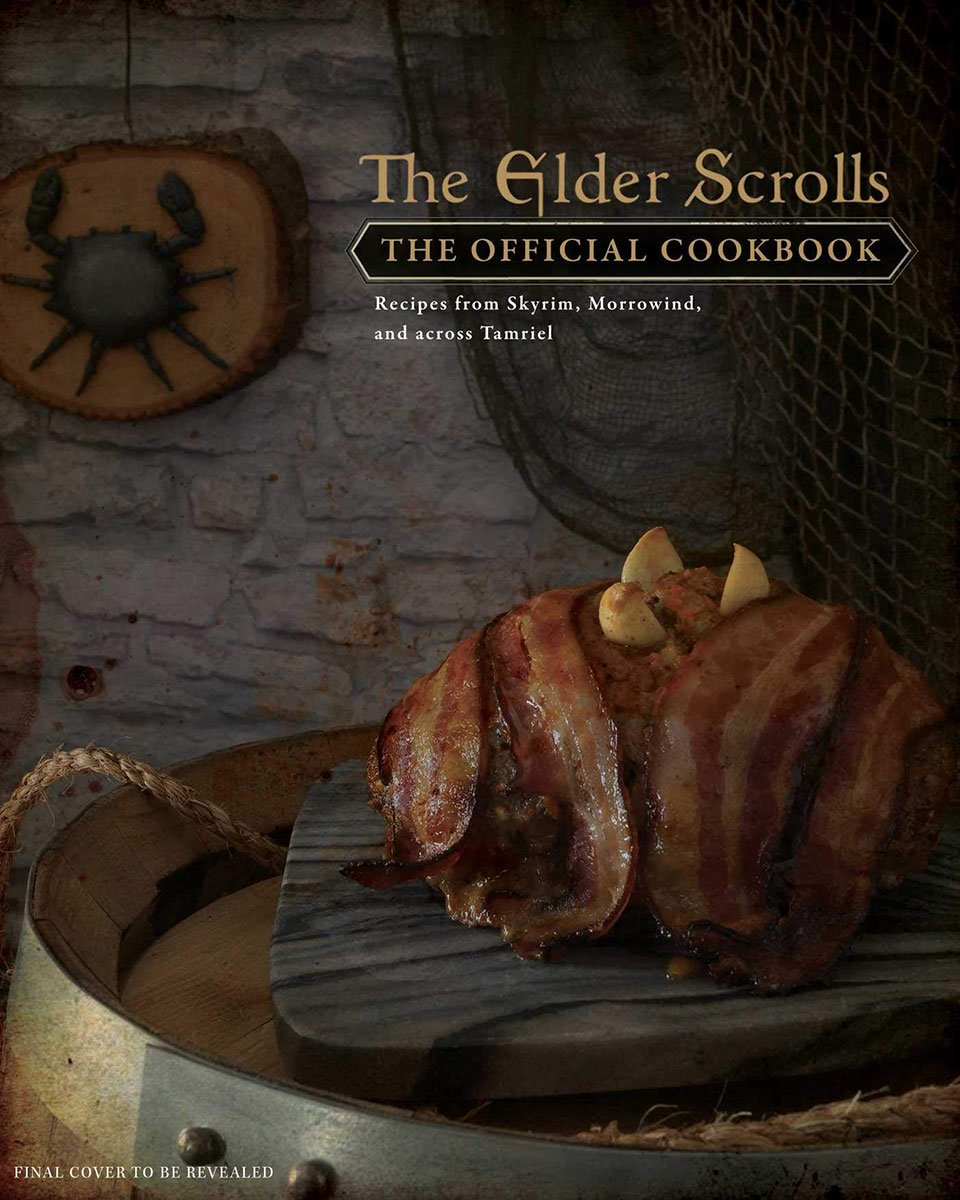 Elder Scrolls Official Cookbook