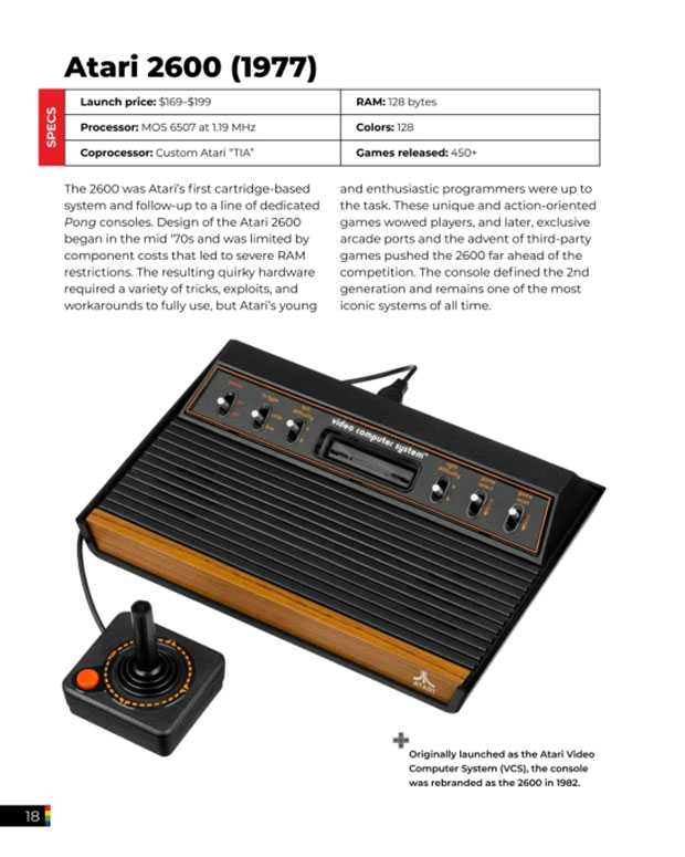 The Game Console (Book)
