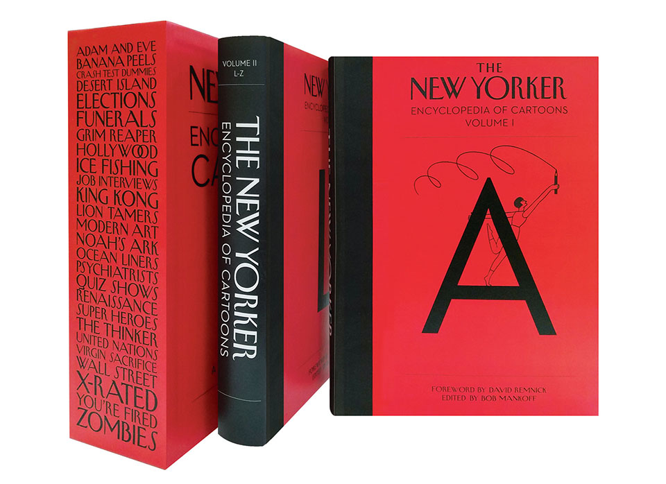 New Yorker Encyclopedia of Cartoons