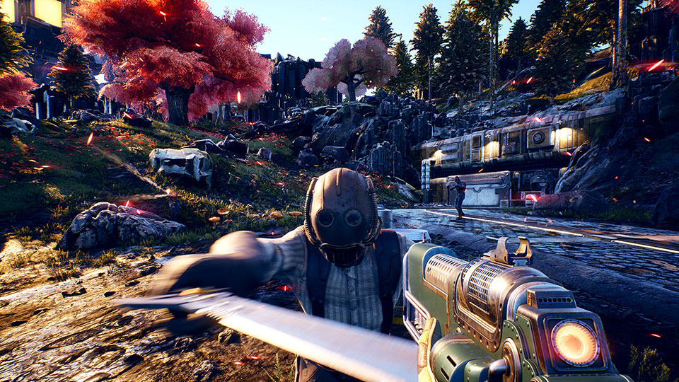 The Outer Worlds (Trailer)