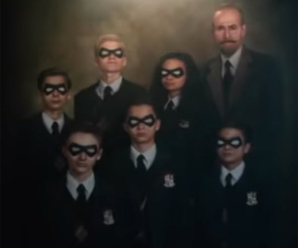 The Umbrella Academy (Teaser)