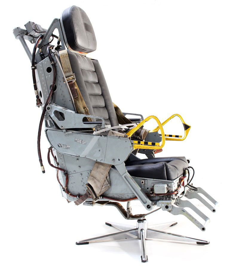 Thunderstreak Ejection Seat Chair