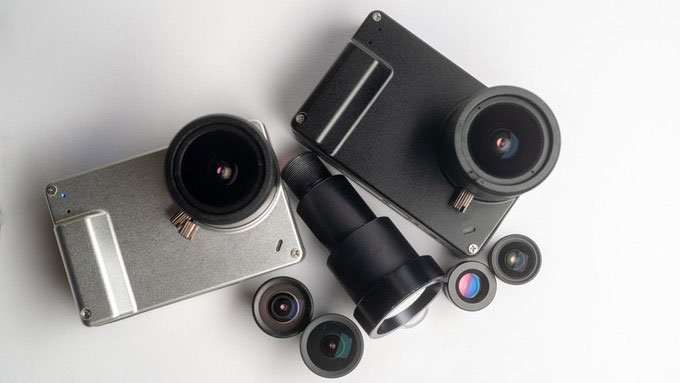 Nano1 Astronomy Camera
