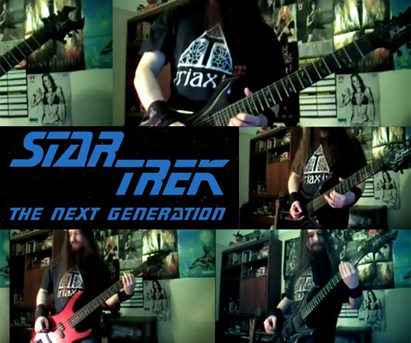 Star Trek: The Metal Generation
