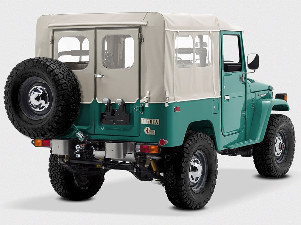 The FJ Company G40 Is a Classic Land Cruiser with Modern Internals