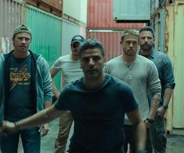 Triple Frontier (Trailer)