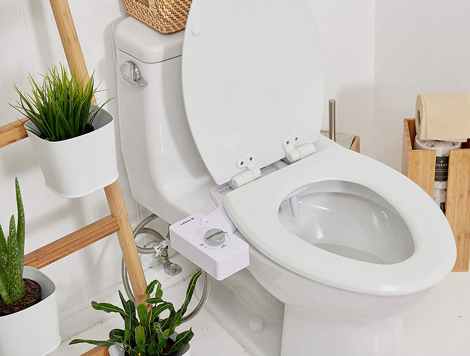Tushy Toilet Bidet Attachment