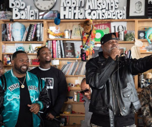 Wu-Tang: Tiny Desk Concert