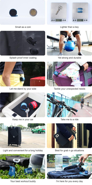 Zeropoint Smallest Bag