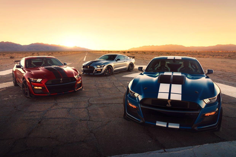 2020 Ford Mustang Cobra Specs