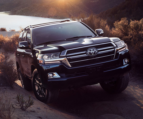 2020 Land Cruiser Heritage Edition