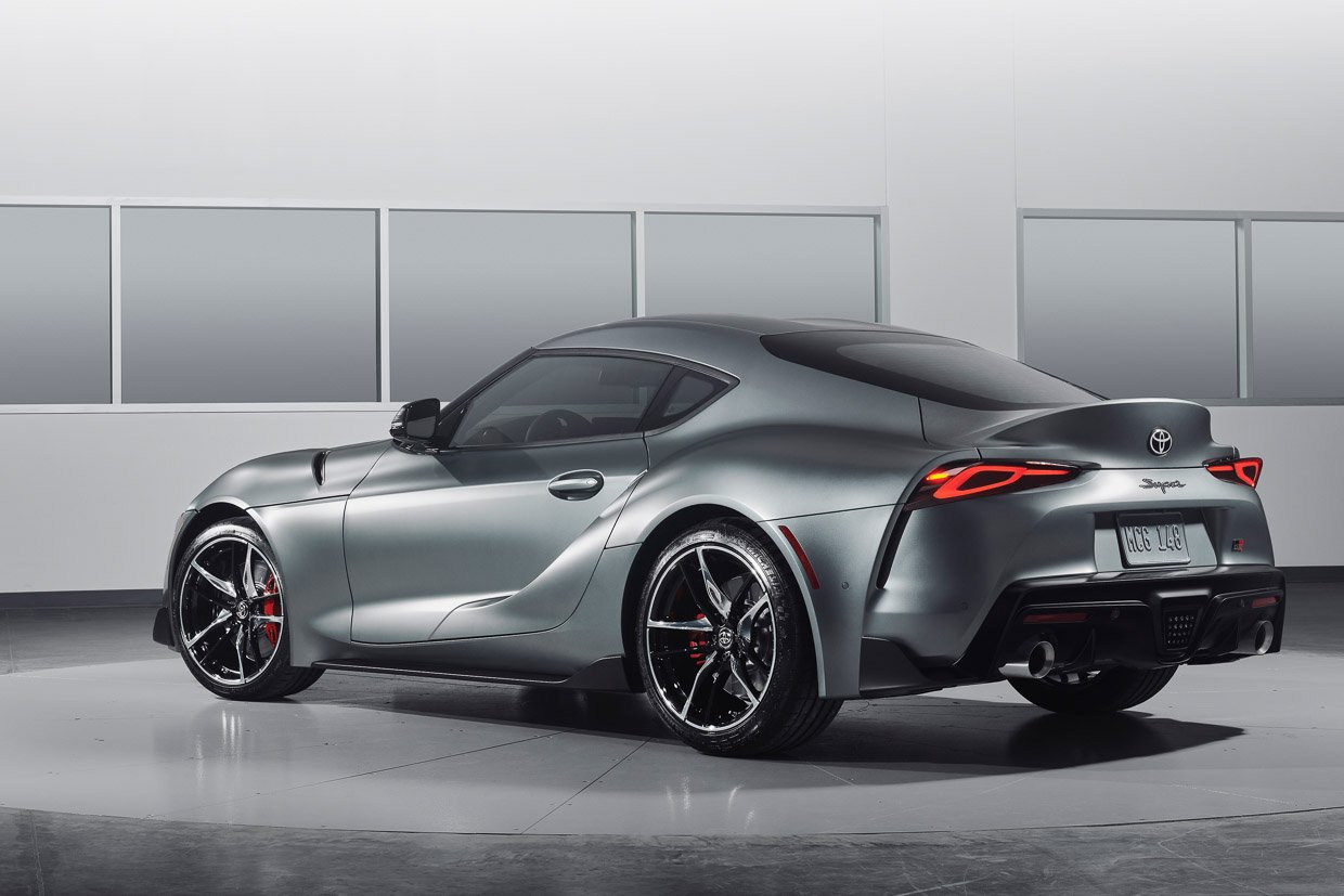 2020 Toyota Supra Finally Gets Official Packs 335 Hp