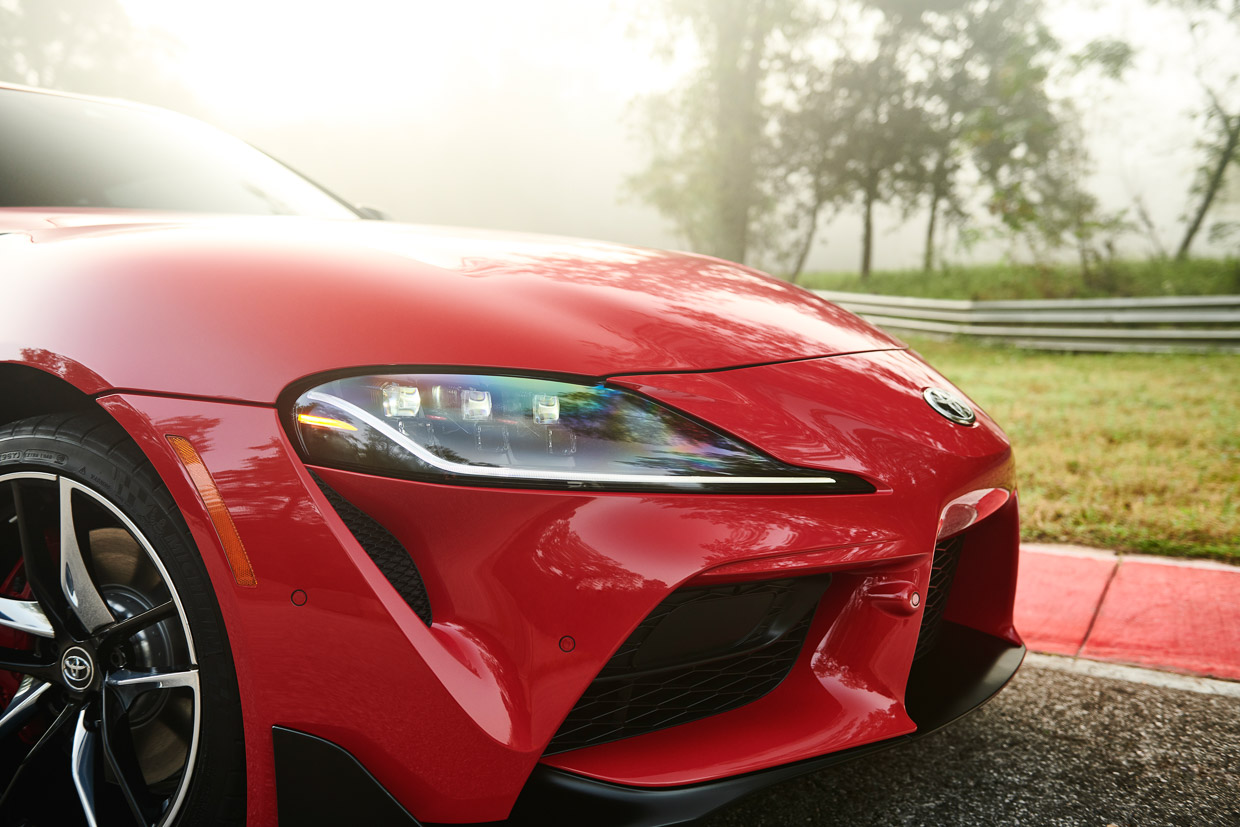 Toyota Ft 1 >> 2020 Toyota Supra Finally Gets Official, Packs 335 hp ...