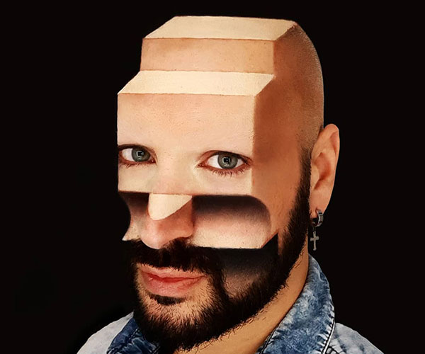 3D Makeup Illusions