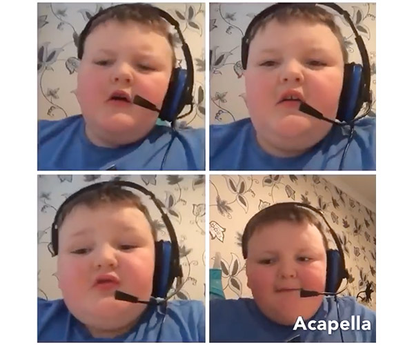 A Capella Kid