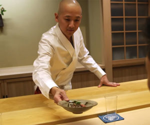 A Day in the Life of a Sushi Master