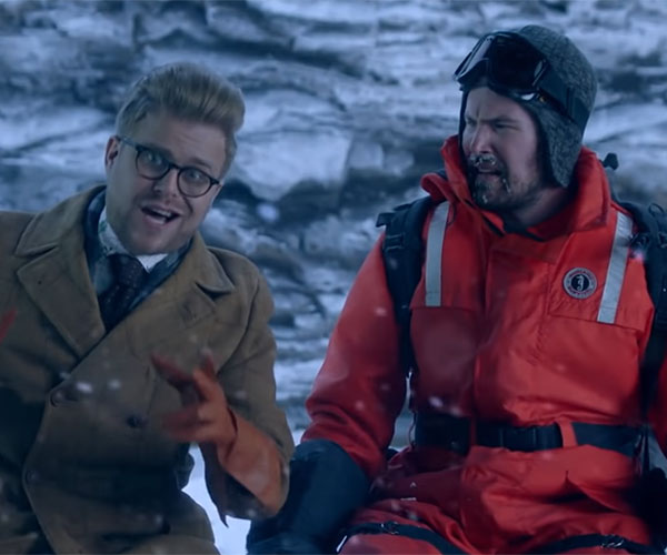 Adam Ruins Mount Everest