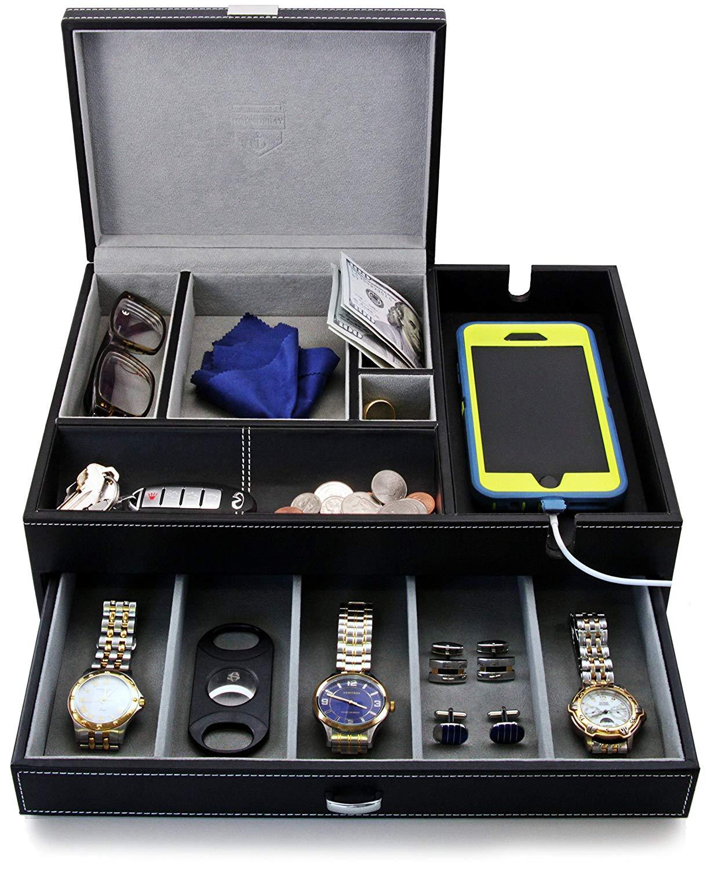 Houndsbay Admiral Valet Box