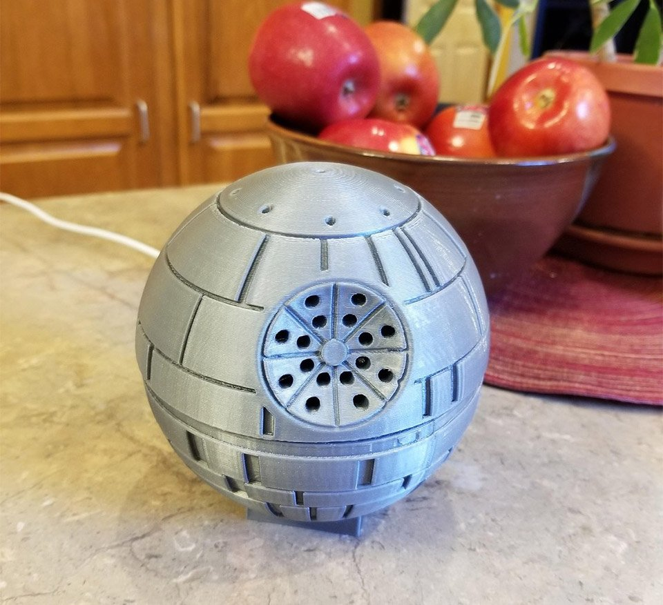 Personal Assistant Death Star
