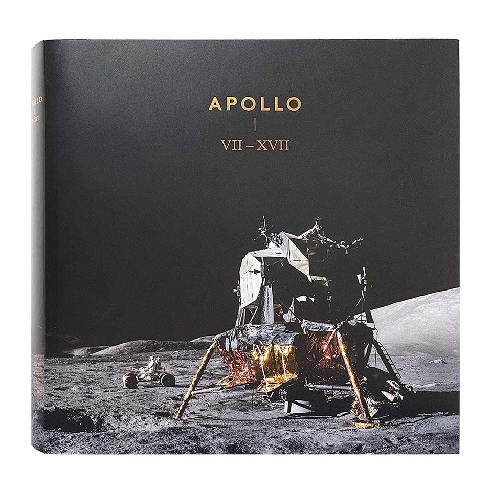 This Book Contains Hundreds of Photos from the Apollo Missions