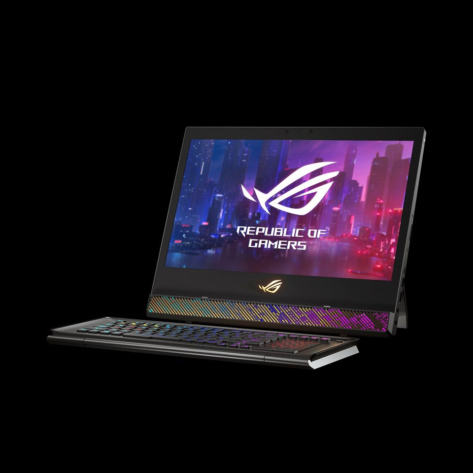 ASUS ROG Mothership Laptop