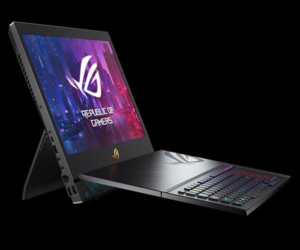 ASUS ROG Mothership Laptop