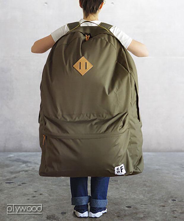 Backpacker's Closet