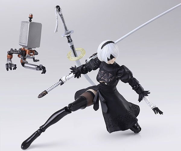 Brings Arts Nier 2B Action Figure