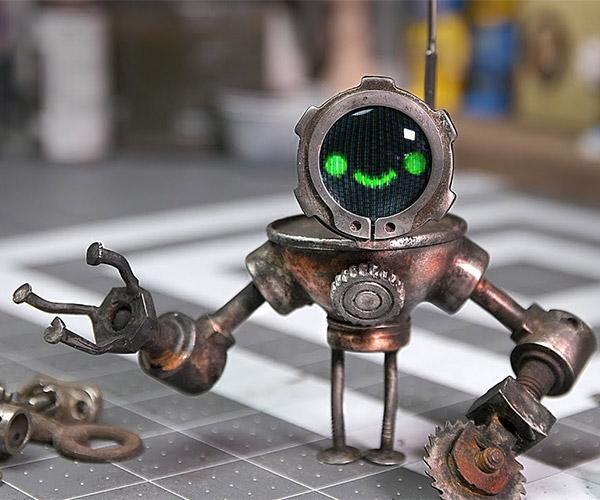 Built Me a Robot