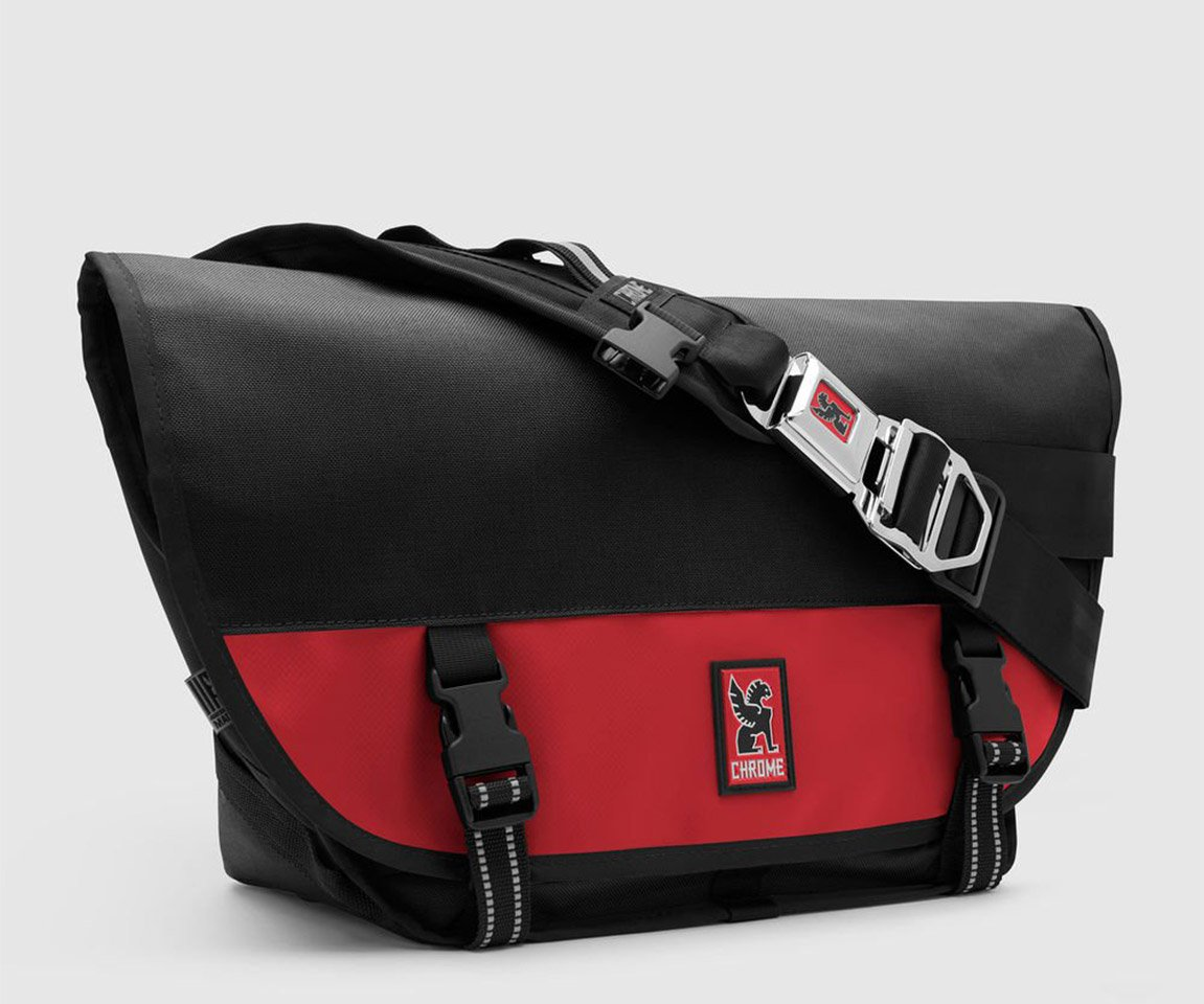 Chrome Mini Metro Bag