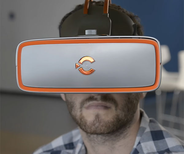 Cinera Video Headset
