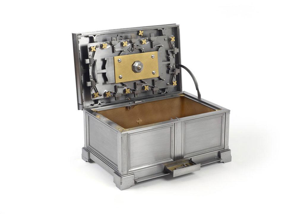 Coffer Puzzle Box