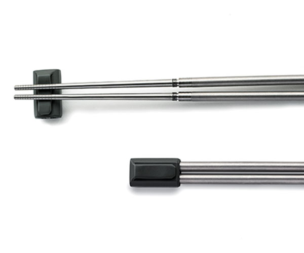 Collapsible Titanium Chopsticks