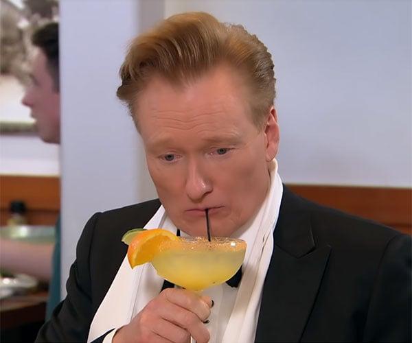 Conan's Favorite Italian Restaurant