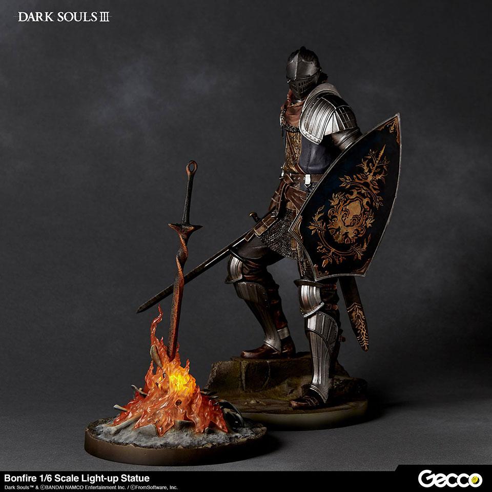 Dark Souls III Bonfire Statue