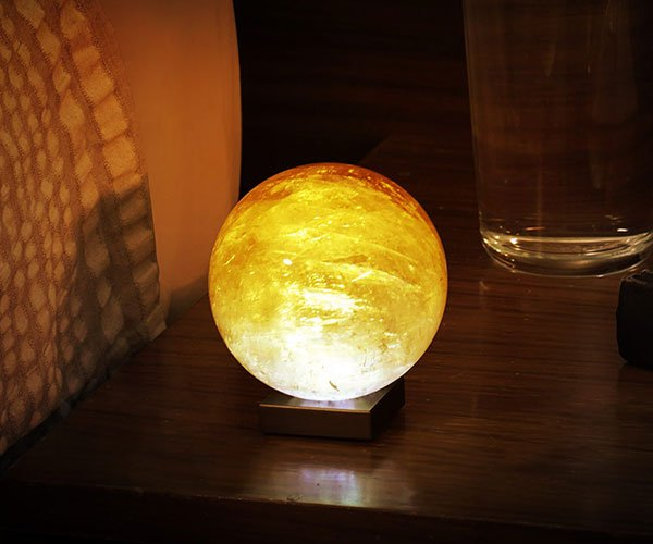 DeskSpace Solar Sun Mood Lamp